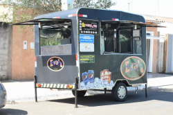 trailler para lanches ou food truck